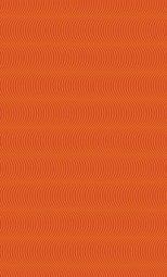 Плитка для стен Сокол Гольфстрим GF-5 оранжевая глянцевая 20х33