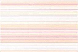 Плитка для стен Керабуд Акварель 3 3С светло-оранжевая 20x30