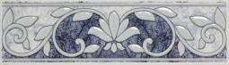 Бордюр Шаxтинская Плитка Бернардо Блюз Фиолетовый 20x5.7