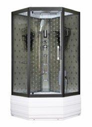 Душевая кабина Arhimed 8072-90 90x90 с высоким поддоном