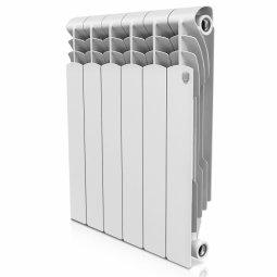 Радиатор отопления биметаллический Royal Thermo Revolution Bimetall 350-6