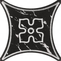 Декор Atem Texas  2 BK 10x10