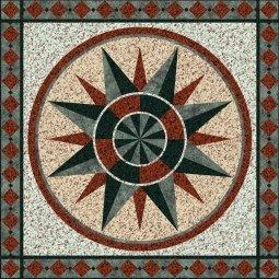ПВХ-плитка Art Tile AM 9017 182.8x182.8