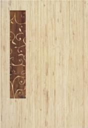 Декор Керамин Тропикана 3 Бежевый 40x27,5