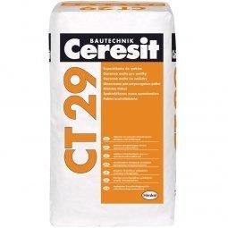 Штукатурка и ремонтная шпаклевка Ceresit СТ29 цементная  5 кг