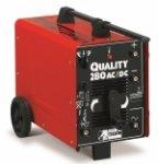 Сварочный аппарат TELWIN QUALITY 280 AC/DC 230V/400V