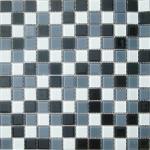 Мозаика Elada Crystal CB005 черно-белый 32.7x32.7