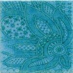 Декор Kerama Marazzi Тантра AD\G93\1221T 9.9х9.9 голубой