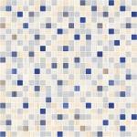 Плитка для пола Керамин Гламур 7П Голубой 40x40