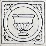 Декор Kerama Marazzi Ницца A1760\1223 9,9х9,9