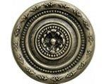 Декор Cersanit Versa A-VX2S231 черный 10х10