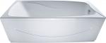 Ванна Eurolux Троя акриловая с каркасом 170х70х51