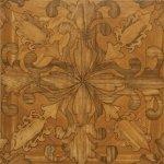Плитка для пола Сокол Сан-Дени SDN100 коричневая матовая 44х44