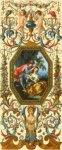 Декор Gracia Ceramica Triumph beige decor 02 25х60