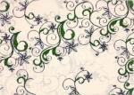 Декор Береза-керамика Азалия фисташковый 25x35