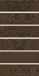 Панно Kerama Marazzi Кампьелло AD\D333\6x\2914 51х28.5 коричневый