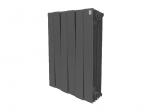 Радиатор Биметаллический Royal Thermo PianoForte Noir Sable 500-4