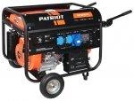 Генератор бензиновый Patriot GP-6510 LE 5000/5500 Вт ручной/электрический запуск