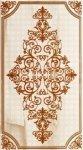 Декор Lasselsberger Астерия бежевый 25x45