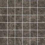 Декор Kerama Marazzi Мерджеллина MM5249 30,1х30,1 мозаичный коричневый тёмный