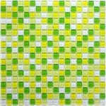Мозаика Bonаparte Tropic желтая глянцевая 30x30