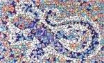 Декор Сокол Гауди D-694а орнамент глянцевый 33х20
