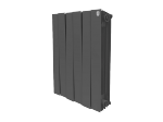 Радиатор Биметаллический Royal Thermo PianoForte Noir Sable 500-12
