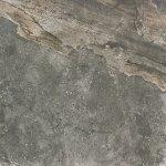 Керамогранит Kerranova Genesis структурированный темно-серый 60x60