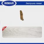 Заглушка левая и правая Wimar 828 Дуб Эверест 86мм (2шт)