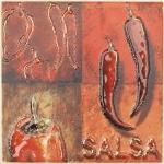 Декор Atem Parma salsa  W 10x10