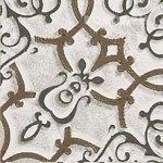 Декор напольный Zeus Ceramica Le Gemme Tozzetto Deco' Fredda 10XL8B 9.8х9.8