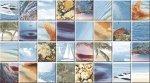 Декор Ceradim Cascade Dec Mozaic Sea 25x45