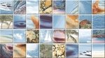 Декор Ceradim Skyline Dec Mozaic Sea 25x45