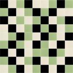 Мозаика Lasselsberger Готланд зеленая 30х30
