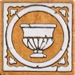 Декор Kerama Marazzi Ницца E1760\1227 9,9х9,9