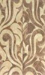Декор Cracia Ceramica Saloni Brown Decor 01 30x50