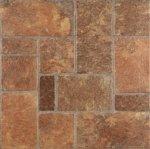 Керамогранит Zeus Ceramica Palladiana Rosso 450x450 Глазурованный
