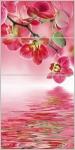 Панно Нефрит-керамика Фреш / Орхидея - 1 SW9ORH(N)102 996х500