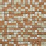 Мозаика Elada Crystal+Stone HK-50 персиковый микс 32.7x32.7